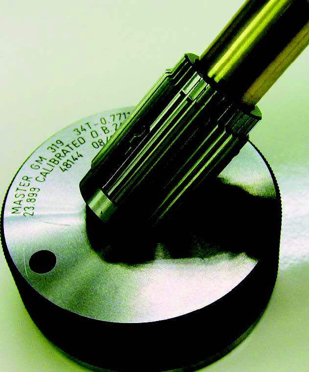 Variable Indicating Gauges & Setting Masters combo check plug gauge and setting master ring