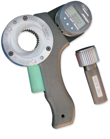 Home variable plug gauge